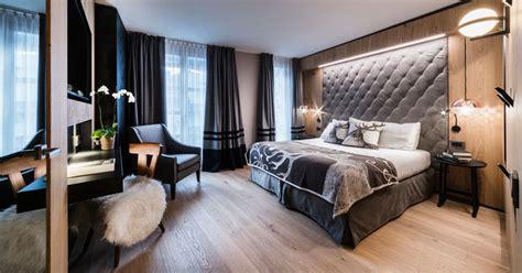bedroom design idea  hotel   headboards built