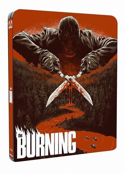 Burning 1981 Llewellyn John Horror Gx Mortal