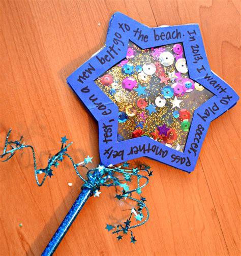 years wishing wand fun family crafts