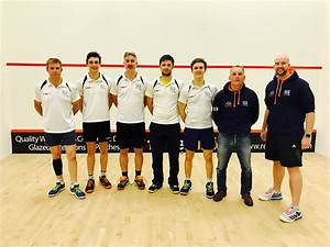 Historic double squash win for EGCC   The Exeter Daily