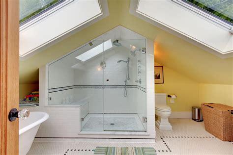 Ag+p Home Design : Fürdőszoba A Tetőtérben