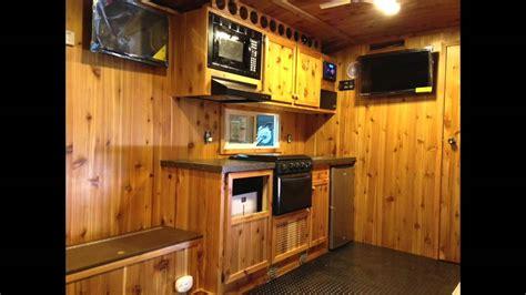 custom cottage ice houses   youtube