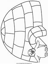 Igloo Coloring Pages Colouring Popular sketch template