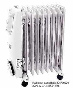 Radiateur Bain D Huile Delonghi : achat d 39 un radiateur suppl mentaire ~ Dailycaller-alerts.com Idées de Décoration
