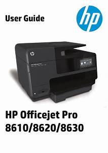 Hp Officejet Pro 8615 E