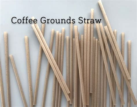 There are 23641 coffee straws for sale on etsy, and they cost $12.27 on average. Organic Cofee Ground Straw - Biosteps