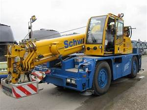 Demag Terex Demag Ac 25 City 4x4  Allradlenkung Mobile Crane From Germany For Sale At Truck1  Id