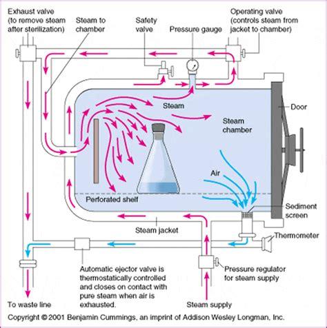 moist heat sterilization definition principle