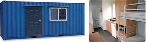 accommodation units portable accommodation container sales