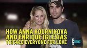 Anna kournikova dating history   Enrique Iglesias and ...