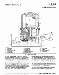 2003 Freightliner Electrical Diagrams
