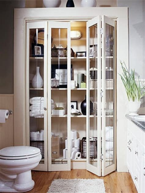 practical  cool bathroom organization ideas