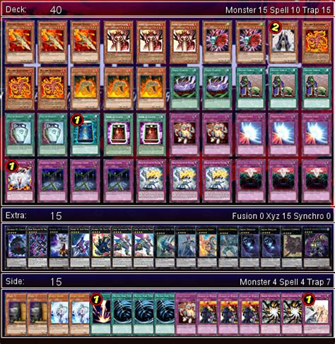 Yugioh Volcanic Deck 2016 by Light My Volcanic Yu Gi Oh Tcg Ocg Decks