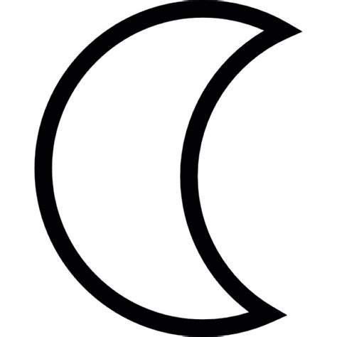 crescent moon icon in messages what does it macreports crescent moon icons free