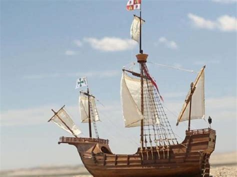 Boat Kept On A Larger Ship by Treasures Of The Shipwreck To Be Revealed For