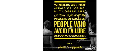 People who avoid failure also avoid success - Official ...