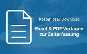 Excel Arbeitszeit Berechnen Mit Pause : zeiterfassung mit excel 8 kostenlose stundenzettel vorlagen eomagis ~ Themetempest.com Abrechnung