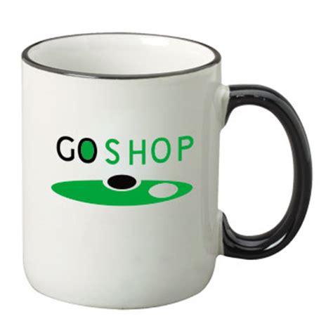 Logo Mugs, Promotional Products, Halo Ceramic Mugs