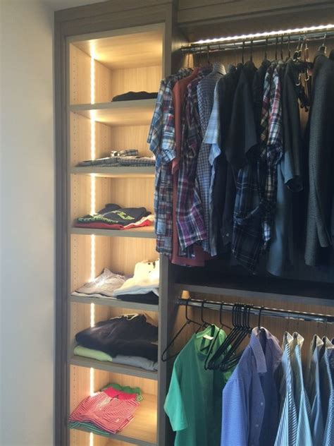 bedroom storage solutions modern closet other by