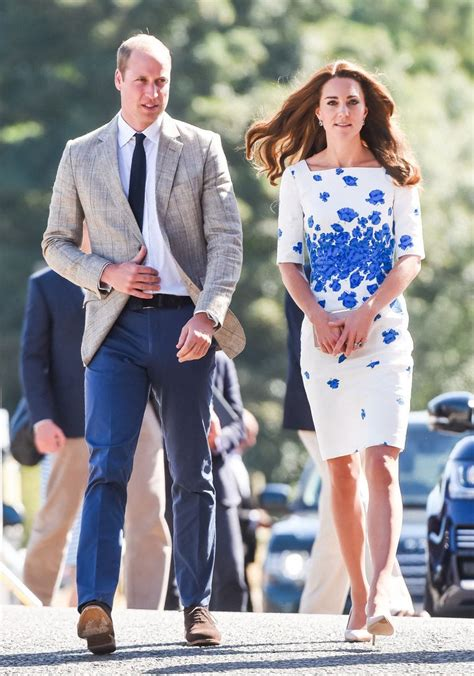 The Duchess Cambridge Her Trademark Style Are Back