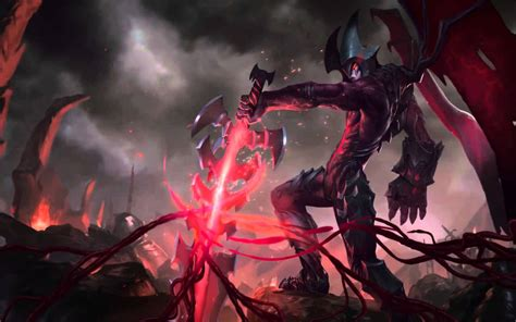 League Of Legends Animated Wallpaper Android - aatrox live wallpaper dreamscene android lwp