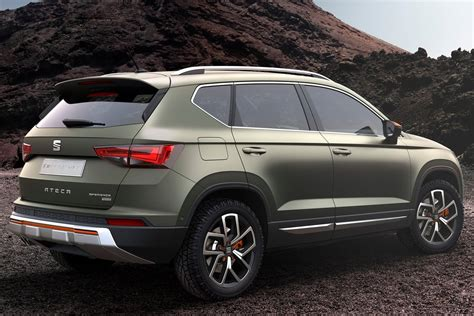 Seat Ateca by Seat Ateca X Perience Concept 2016 авто фото