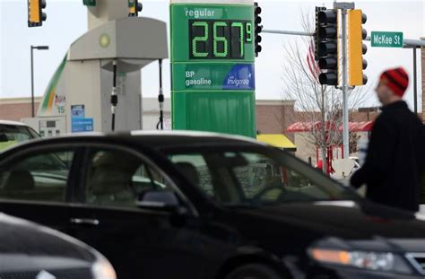 falling gas prices  holiday bonus  suburban drivers