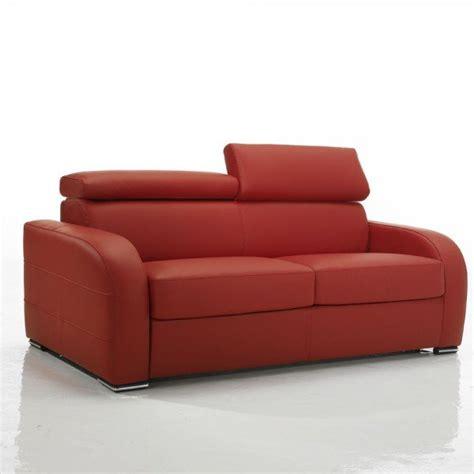 canapé convertible 160x200 canapé convertible couchage quotidien meubles et atmosphère