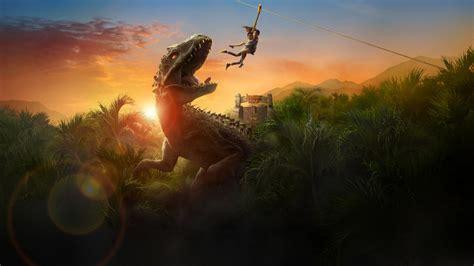 Jurassic World Neue Abenteuer Staffel 1 Video On