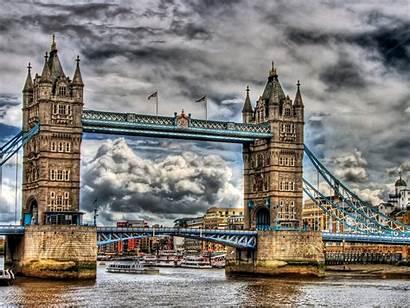London Tower Landmarks Bridge Built Mobile Wallpapers