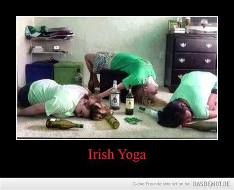 Irish Yoga Meme - top irish yoga meme images for pinterest tattoos