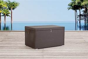 Kissenbox Wasserdicht Rattan : gartenm bel gartenmobiliar pillowbox kissenbox kissentruhe gartentische gartenst hle ~ Markanthonyermac.com Haus und Dekorationen