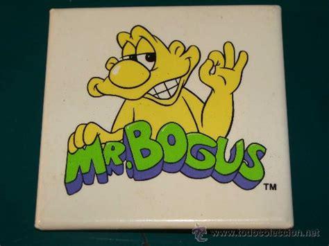Pin Broche De Dibujos Animados. Mr. Bogus. Años