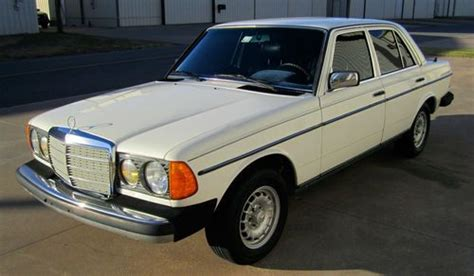 Over 80% new & buy it now; Find used 1984 Mercedes Benz 300D Turbo Diesel in Tulsa, Oklahoma, United States