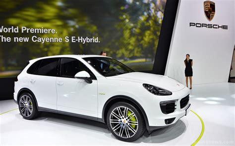 Best Hybrid Mpg by 2017 Porsche Cayenne Hybrid Mpg At Carolbly