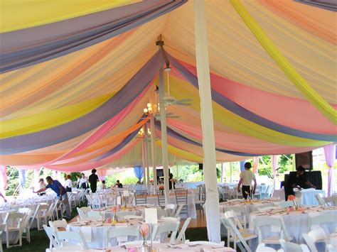 Tent Draping Fabric - ceiling celebrations blogging style to new