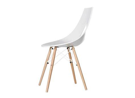 chaise pied bois assise plastique chaise pied bois assise plastique palzon com