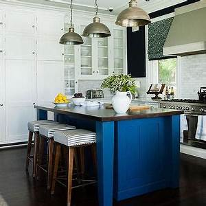 kitchen island with galvanized metal pendants cottage With kitchen colors with white cabinets with metal wall art ships