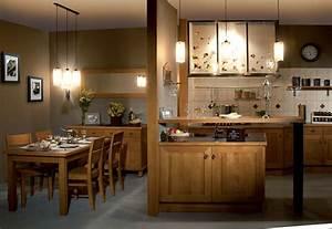 Cuisine Moderne En Bois : cuisine moderne alicia action prix action prix ~ Preciouscoupons.com Idées de Décoration