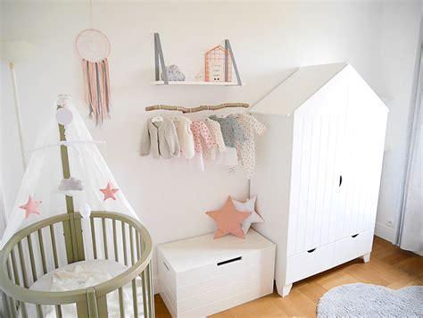 jeux de décoration de chambre de bébé la chambre bébé de léa le déco des mamans