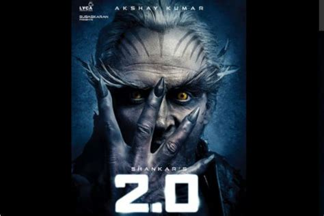 First Look Posters Of Akshay Kumar, Rajinikanth