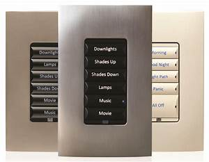 Using Switches  Dimmers  And Keypads
