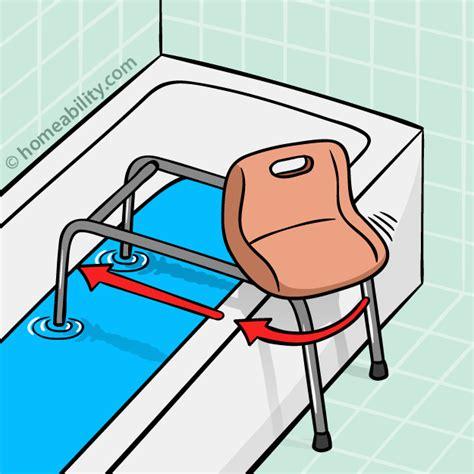 sliding swivel bath seat guide the basics homeability