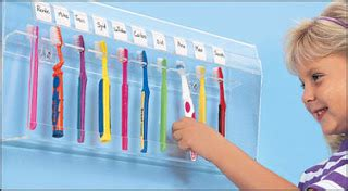 toothbrush holders for preschool the preschool test toothbrush holder 468