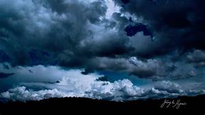 Dark Cloudy Sky Full HD Wallpaper and Background Image ...
