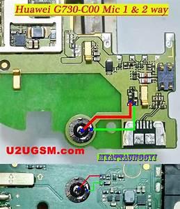 Huawei Ascend G730 Mic Problem Jumper Solution Ways