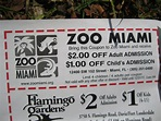 Florida Free & Frugal: Visiting Zoo Miami: Finding Zoo ...