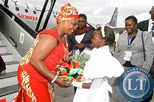 Zambia : First Lady Esther Lungu in pictures