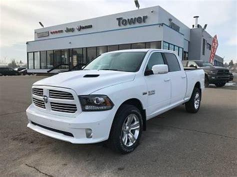 Tower Chrysler by 2017 Ram 1500 Sport 4x4 H5105 Tower Chrysler Sold