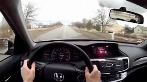 2014 Honda Accord Sport Manual
